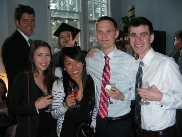 Undergrad Reception