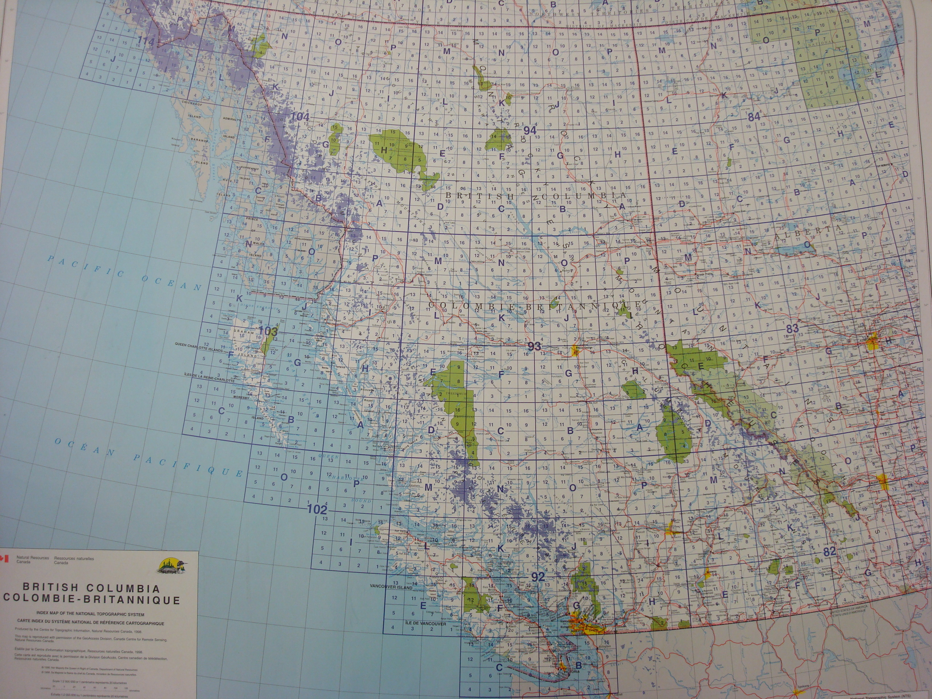 Map Collection Geographic Information Centre
